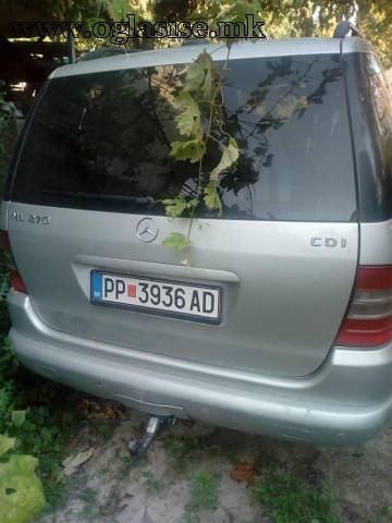 Mercedes ml 270cdi